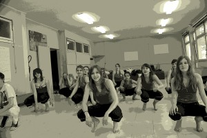 Nos cours Danse moderne