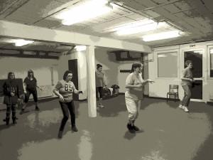 Image descriptive du cours de danse rythmique