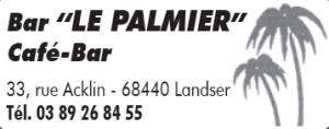 Logo Bar Le Palmier