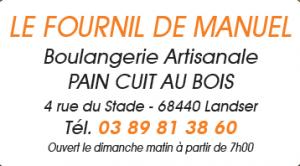 Logo Le fournil de Manuel