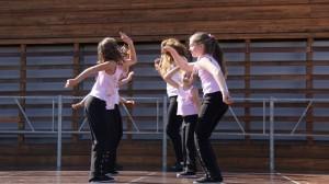 Chorégraphie Groupe des Lys et des Capucines