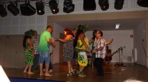 Chorégraphie Tahitienne - Invitation aux personnes