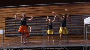 Chorégraphie - Groupe des capucines
