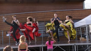 French Cancan du groupe des roses