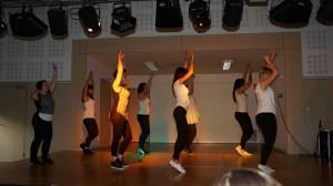 Chorégraphie de Ms Danse